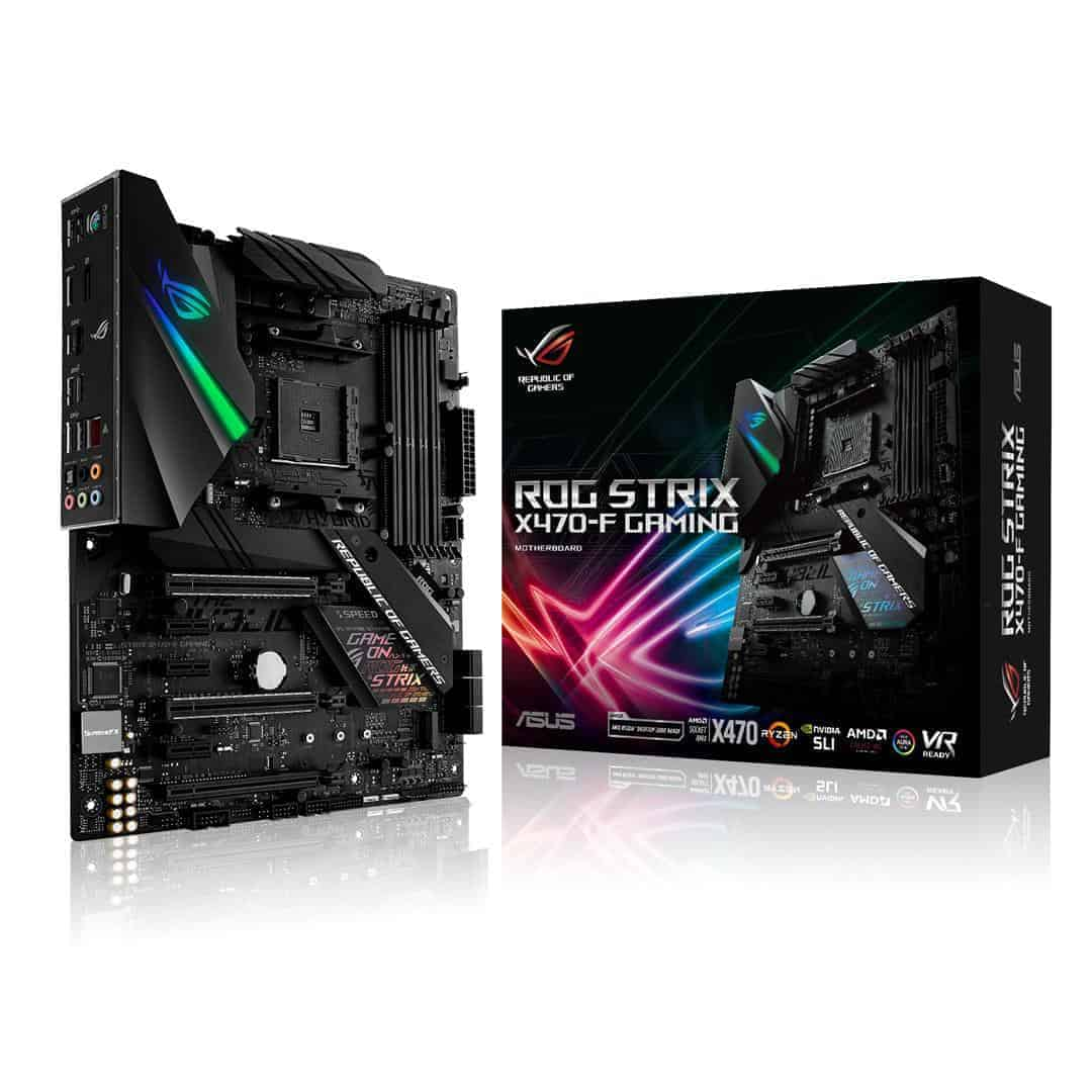 2132FCF5F_137609_b Asus ROG Announces New X470 Motherboards