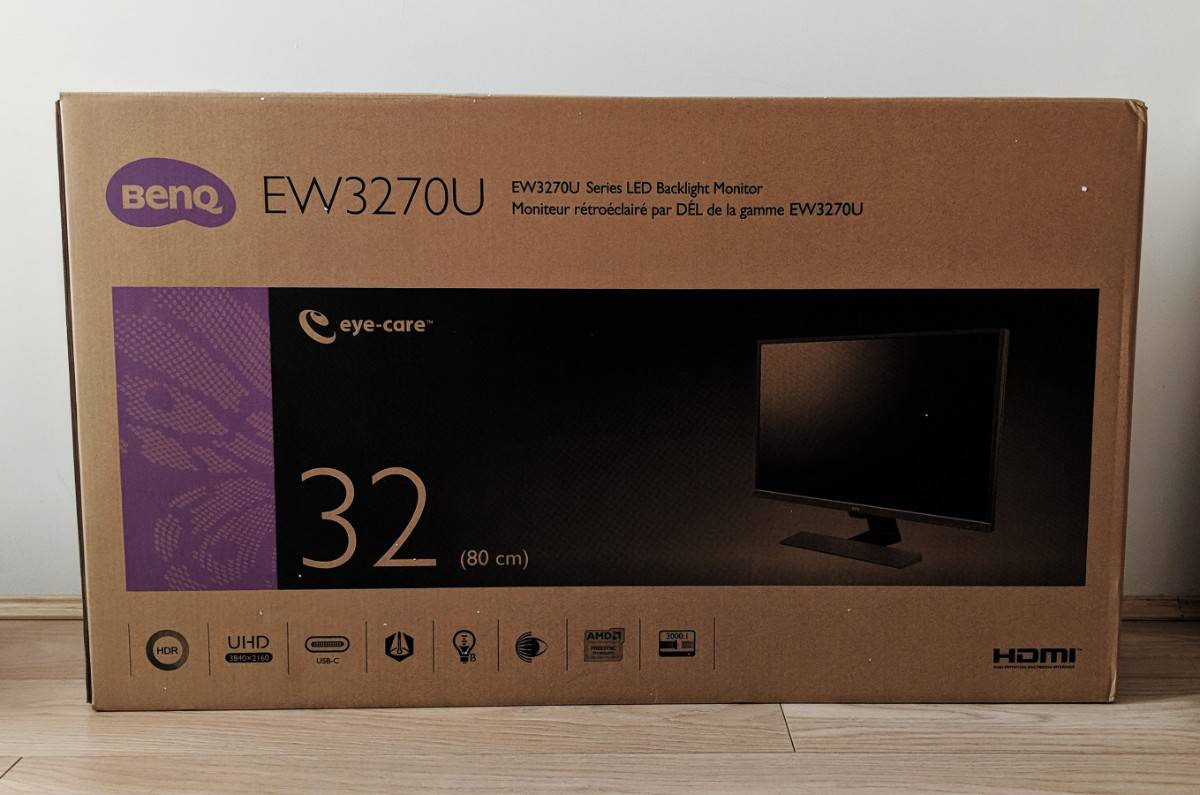 BenQ-Monitor-Photos-18 BenQ EW3270U 4K Monitor Review