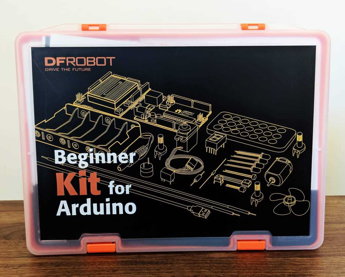 Dfrobot arduino beginner kit review the streaming