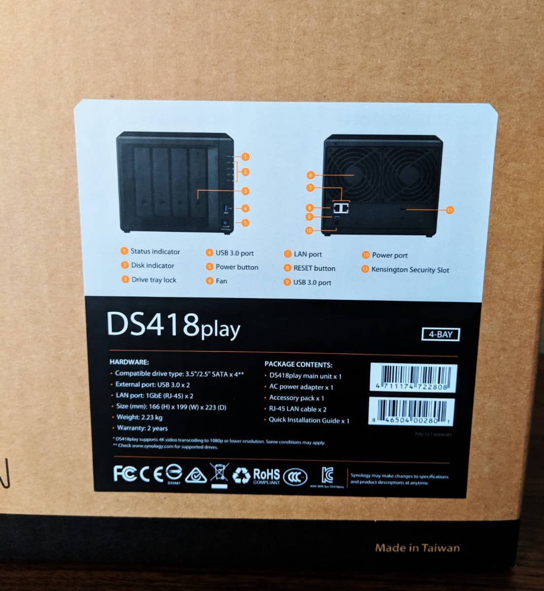 Synology-DS418play-Photos-20 Synology DS418play Review