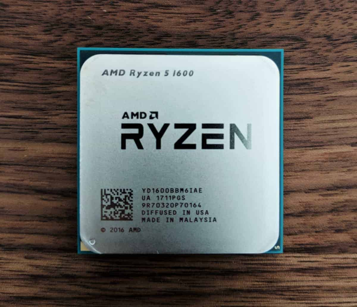 AMD-Ryzen5-1600-Photos-2 AMD Ryzen 5 1600 CPU Review