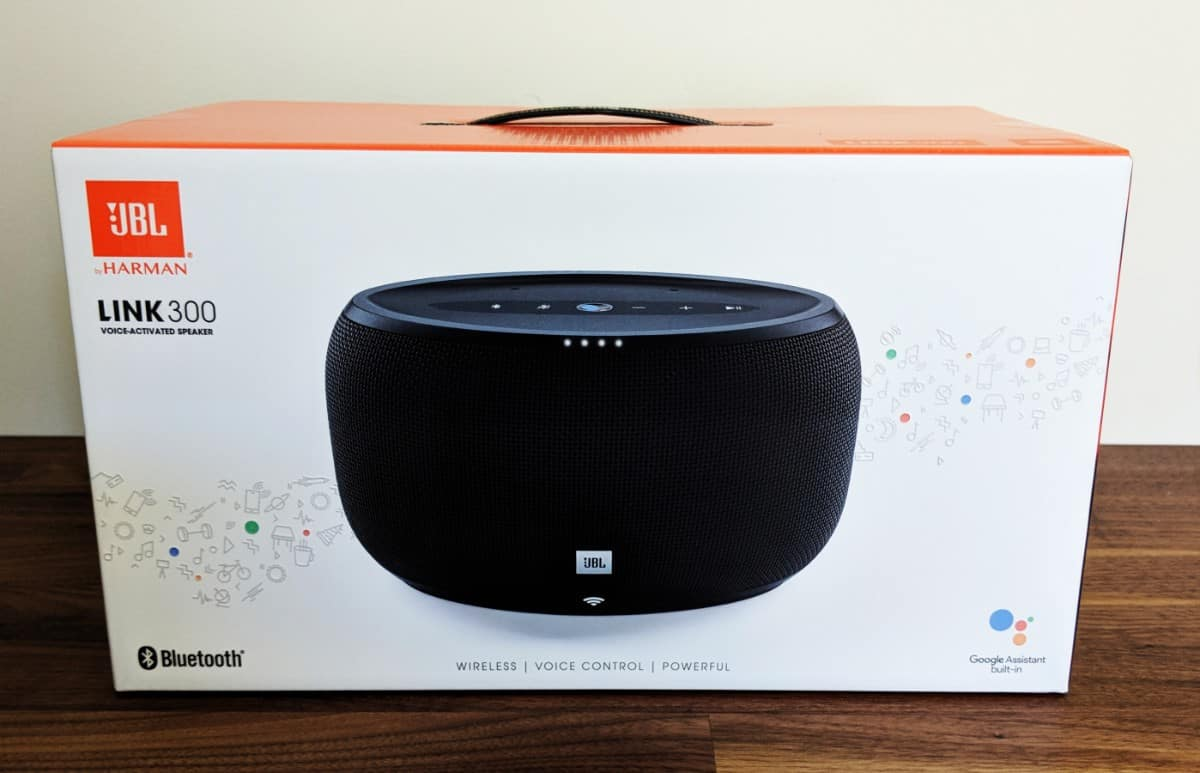 jbl link 300 review the streaming blog