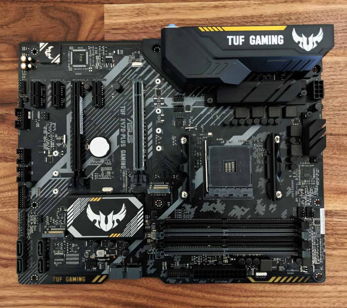 asus-tuf-x470plus-Photos-04 ASUS TUF X470-Plus Gaming Review