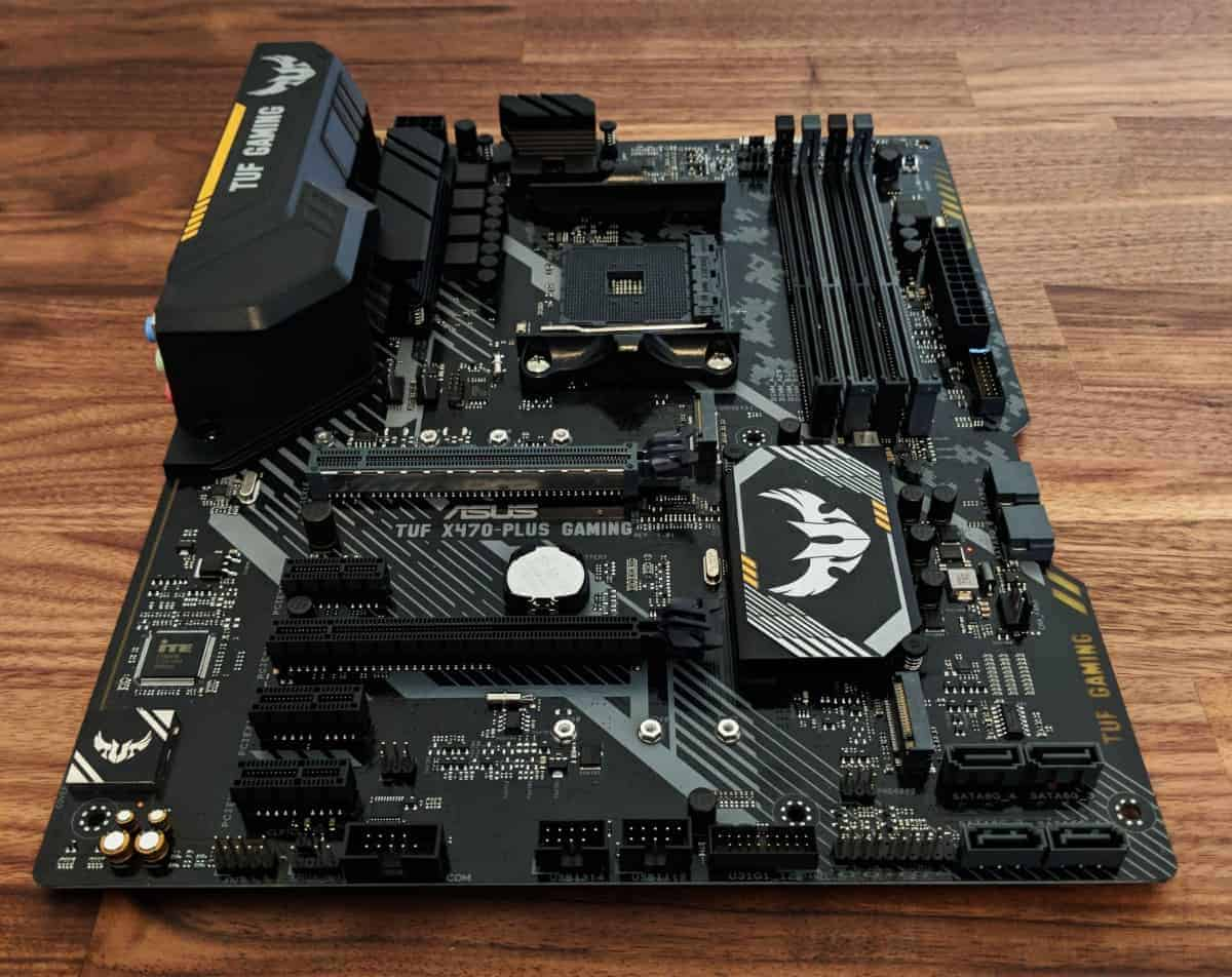 asus-tuf-x470plus-Photos-10 ASUS TUF X470-Plus Gaming Review