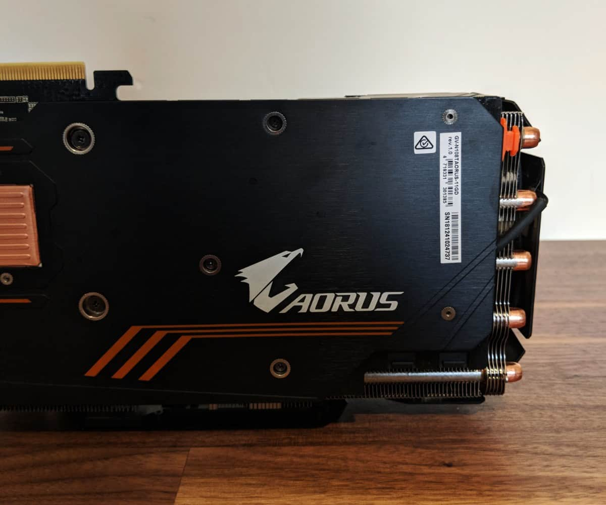 gtx1080ti-Photos-15 Gigabyte AORUS GTX 1080 Ti Review