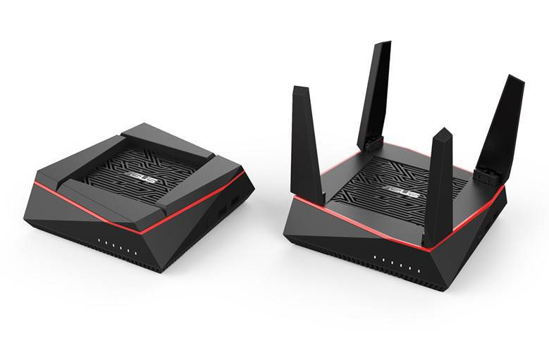 3-1 ASUS Announces a Complete Lineup of 802.11ax Routers