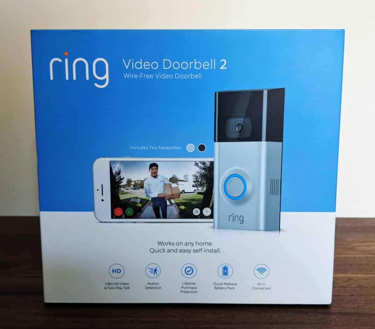 Ring Video Doorbell 2 Review - The Streaming Blog