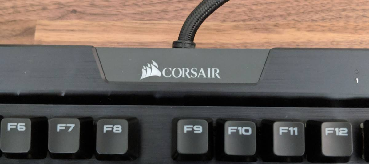 how to use corsair k70 software