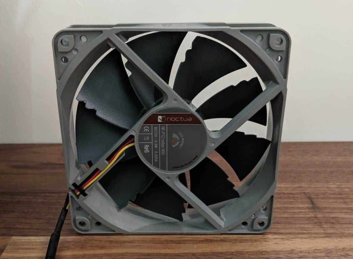 Noctua Nf P12 Redux Review The Streaming Blog