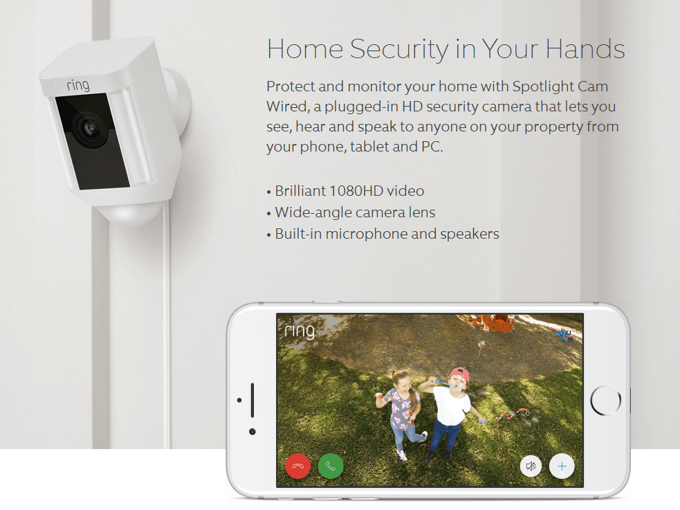 ring-spotlight-security Ring Spotlight Cam Wired Review