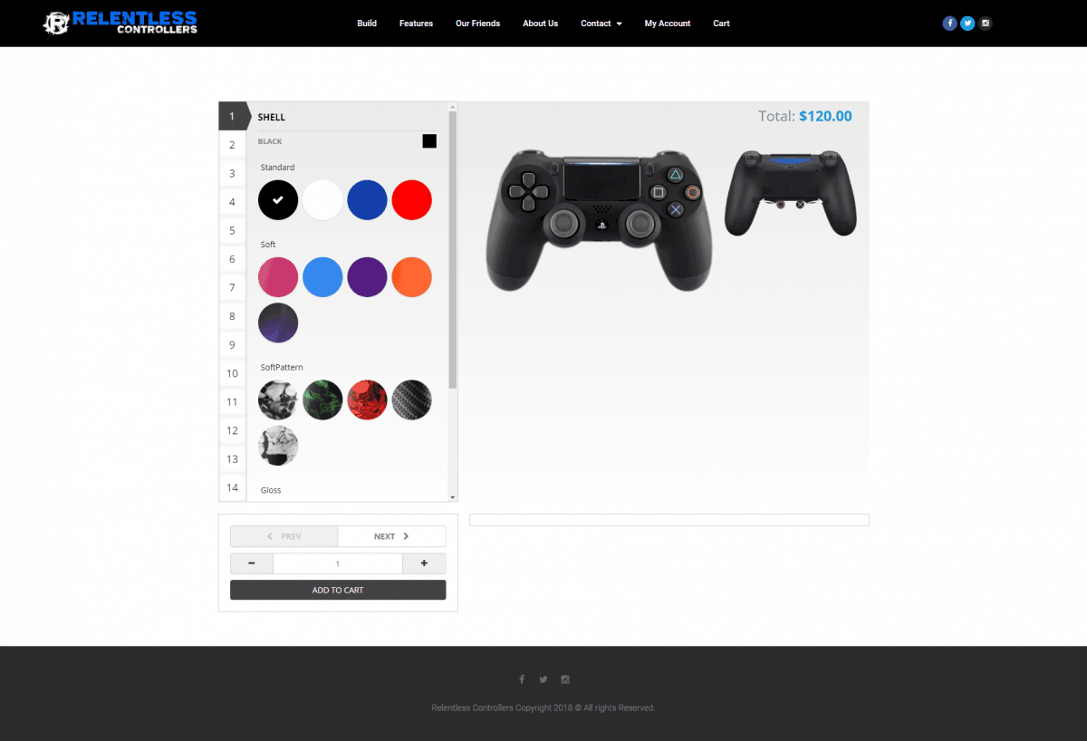 screenshot-www.relentlesscontrollers.com_.au-2018.07.11-12-59-22 Relentless Controllers PS4 Controller Review