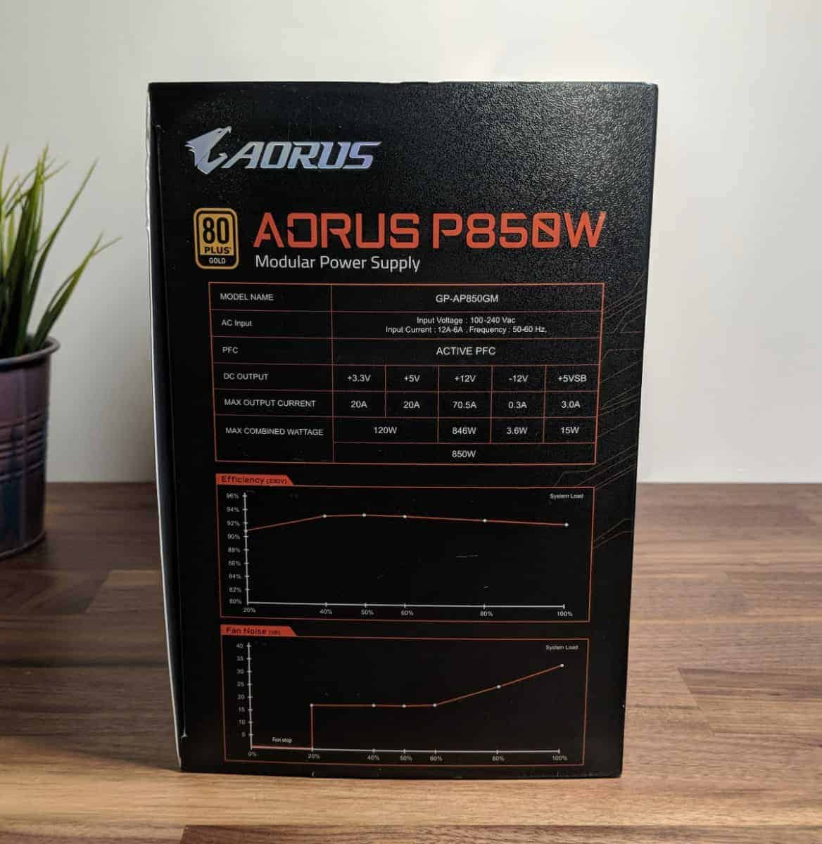 Aorus-P850w-PSU-Photos-09 AORUS P850W 80+ Gold PSU