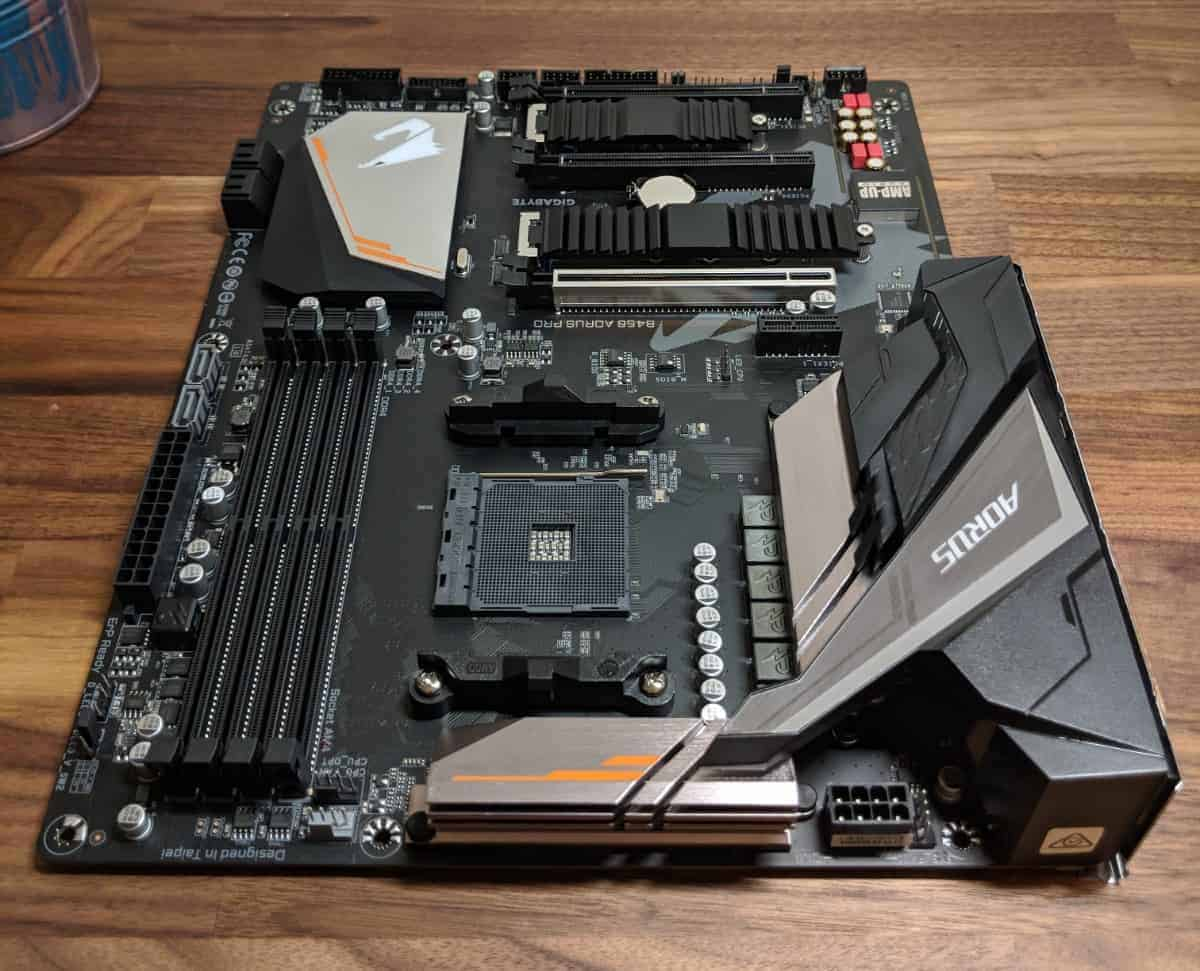 B450-AORUSPro-Gaming-Motherboard-Photos-16 B450 AORUS Pro Review