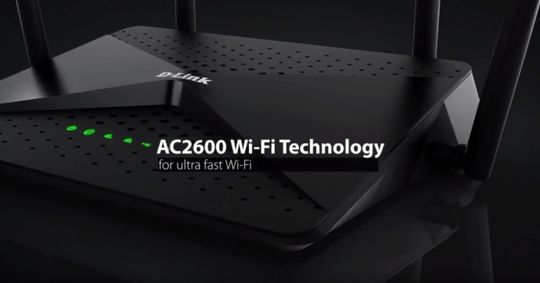 D-Link EXO AC2600 MU-MIMO Router Review - The Streaming Blog