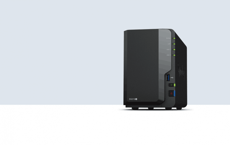 Synology DS218+ Review - The Streaming Blog