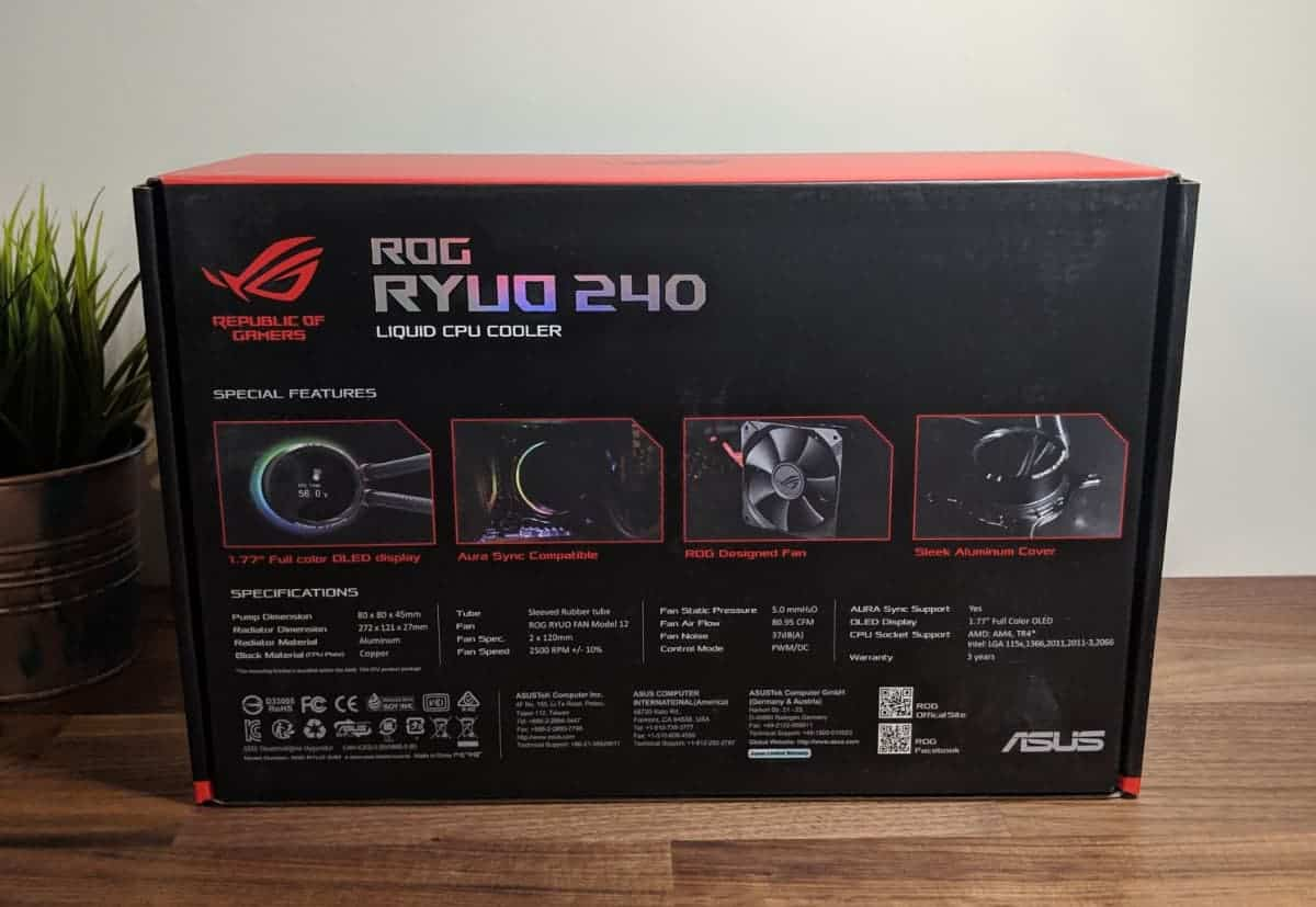 ASUS-ROG-AIO-Cooler-Photos-03 Asus ROG Ryuo 240 Review
