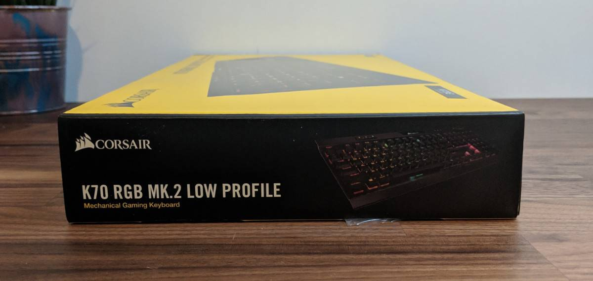 how to download profiles on a corsair keyboard