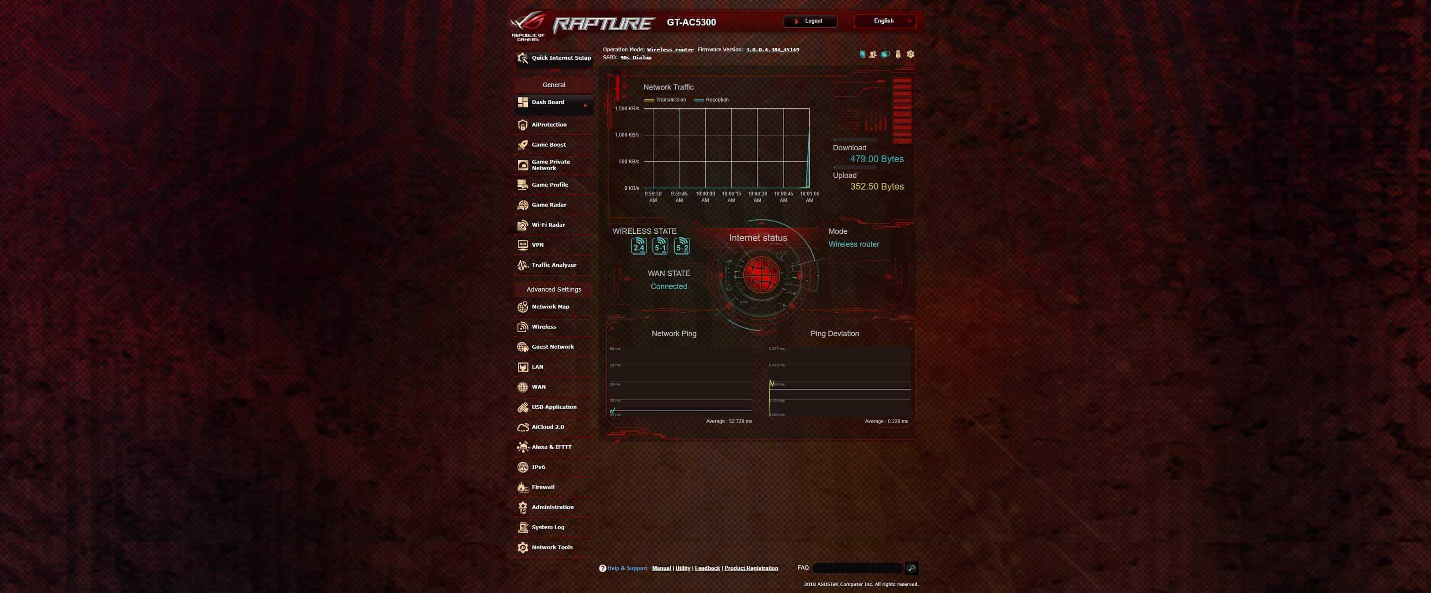 Asus-ROG-Router-GT-02 Asus ROG Rapture GT-AC5300 Review