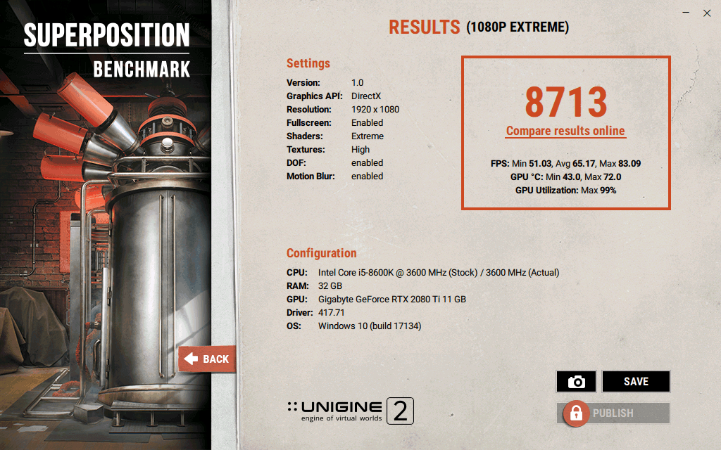 2080ti-Superposition_Benchmark_v1.0_8713_1547867064 Gigabyte RTX 2080 and RTX 2080 Ti Review