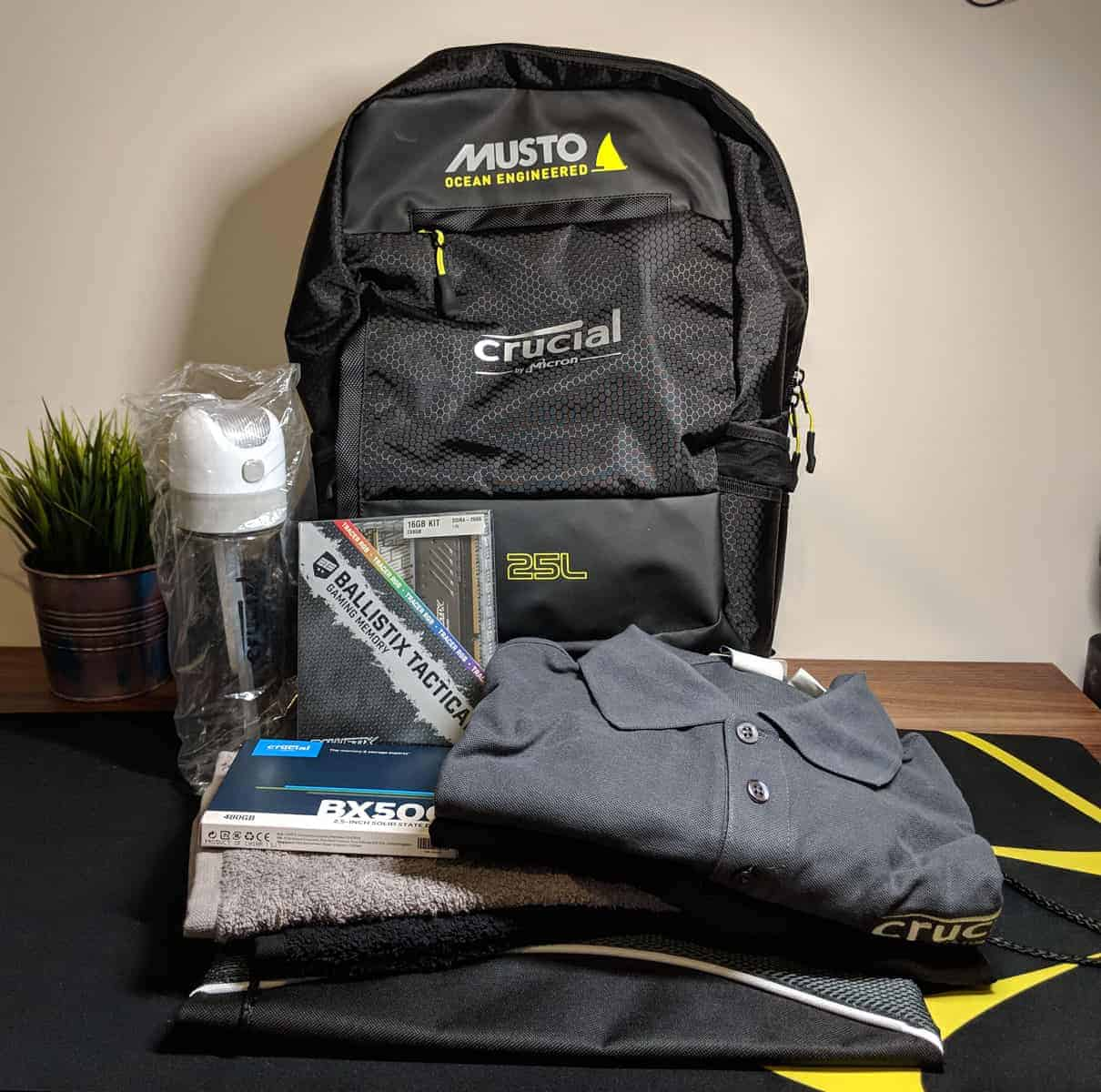 crucial-pack Crucial 22nd Anniversary Giveaway!