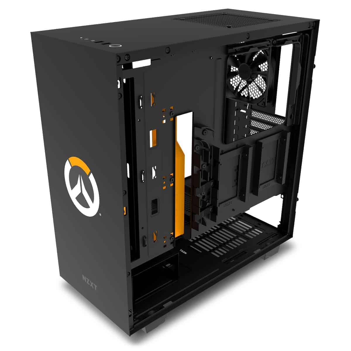 Nzxt Announces The First Overwatch Themed Pc Chassis The