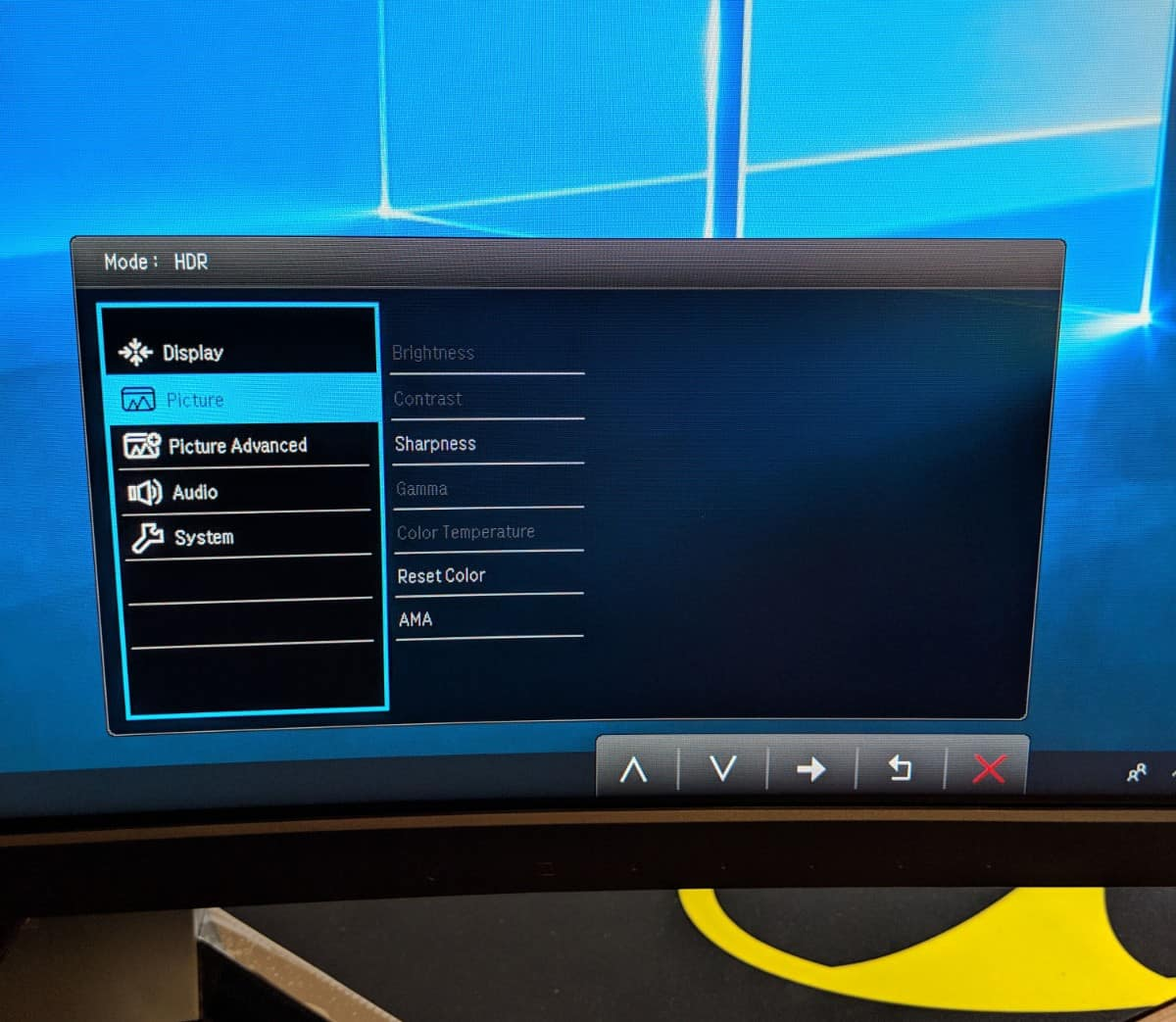 BenQ-EX3203R-Photos-18 BenQ EX3203R Curved Gaming Monitor Review