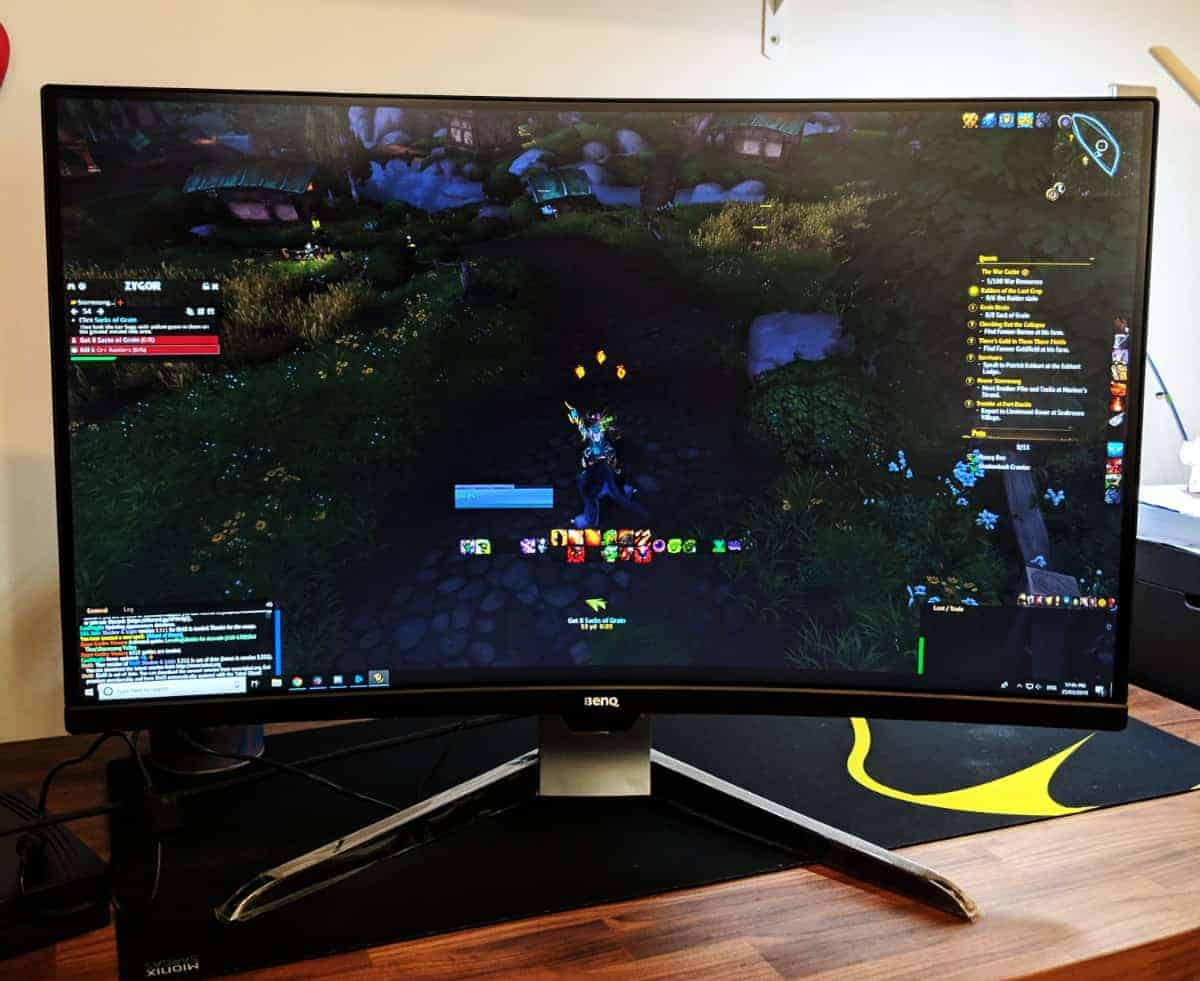 BenQ-EX3203R-Photos-22 BenQ EX3203R Curved Gaming Monitor Review