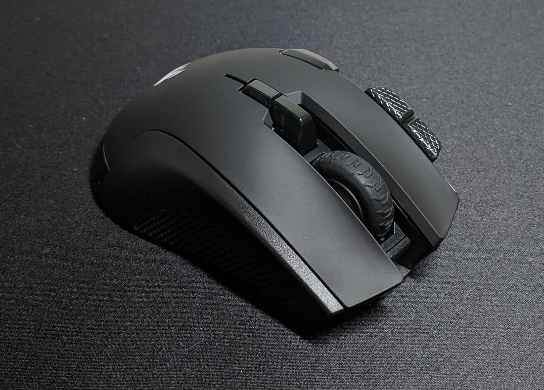 Corsair Ironclaw RGB Wireless Review - The Streaming Blog