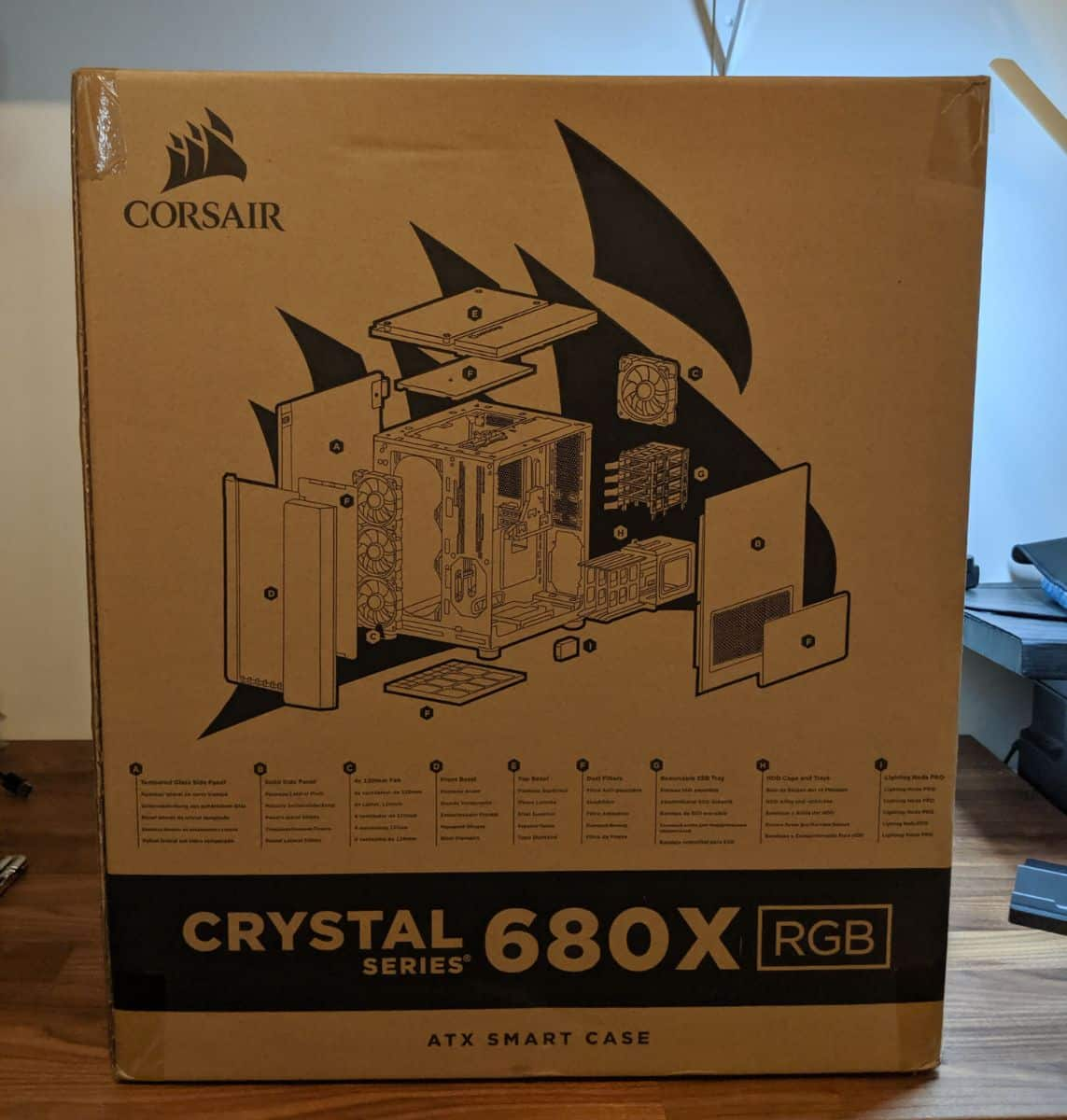 Corsair Icue Audio Visualizer