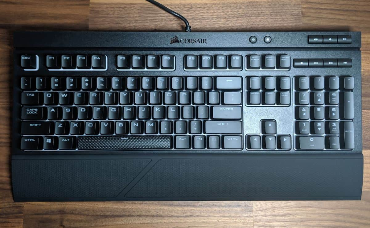 Corsair K68 RGB Mechanical Gaming Keyboard Review - The Streaming Blog