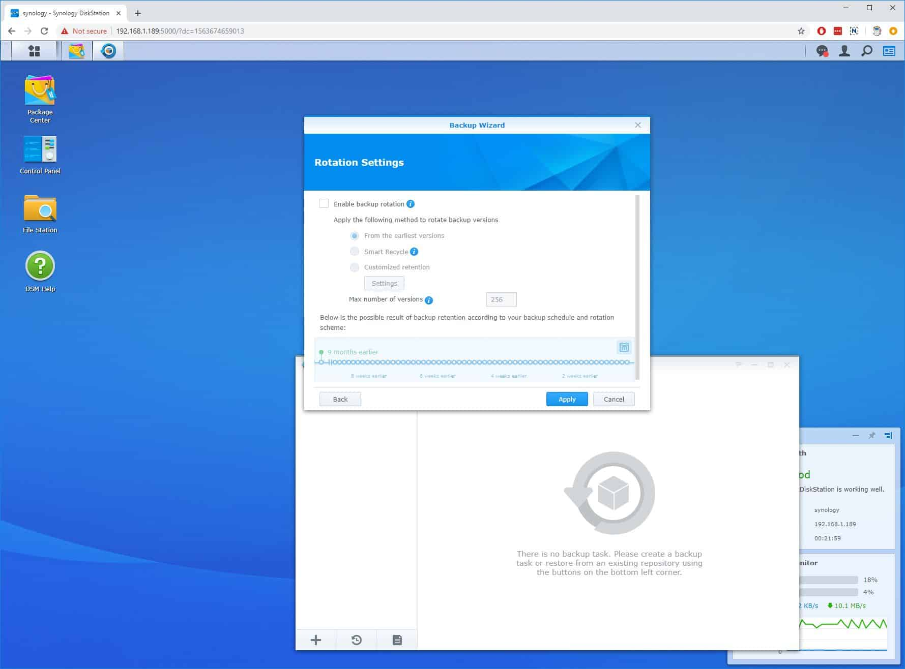 Synology DS1019+ Review - The Streaming Blog