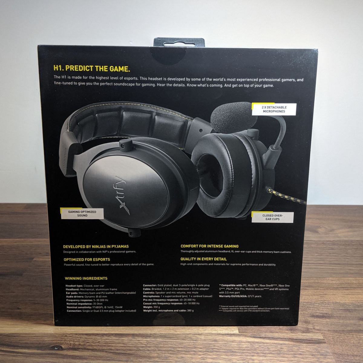 Xtrfy H1 Pro Gaming Headset Review - The Streaming Blog