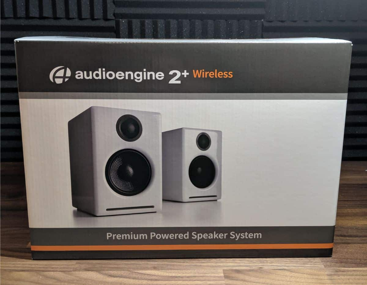 Audioengine A2+ Wireless Speakers Review - The Streaming Blog