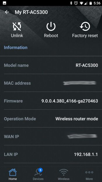 841668305 Asus RT-AC5300 Router Review